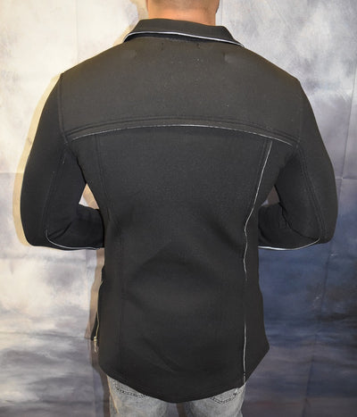 Pixel Jacket - Black  OS0008A