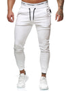 Doms Sweatpants Joggers - White X0009D