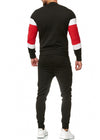 Sizag TrackSuit Sweatpant Sweater - Black X0020A