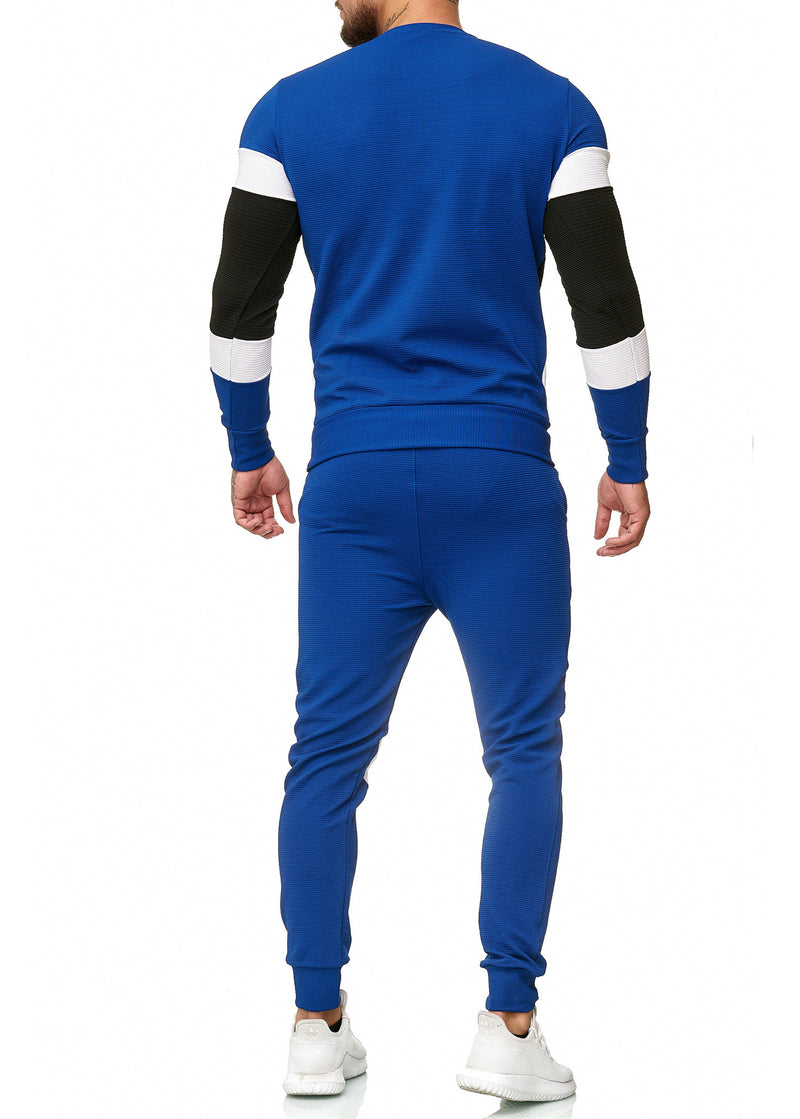 Sizag TrackSuit Sweatpant Sweater - Blue X0020D