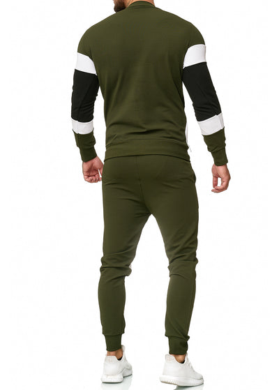 Sizag TrackSuit Sweatpant Sweater - Army Green X0020F