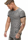Grit T-Shirt - Gray X0040D