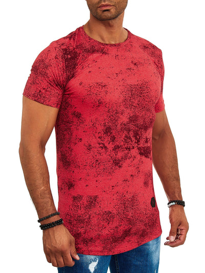 Salty T-Shirt - Red X62C