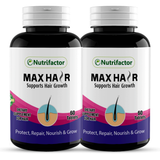 Max Hair - Supports Hair Growth, Protect, Repair & Nourish - Nutrifactor ME