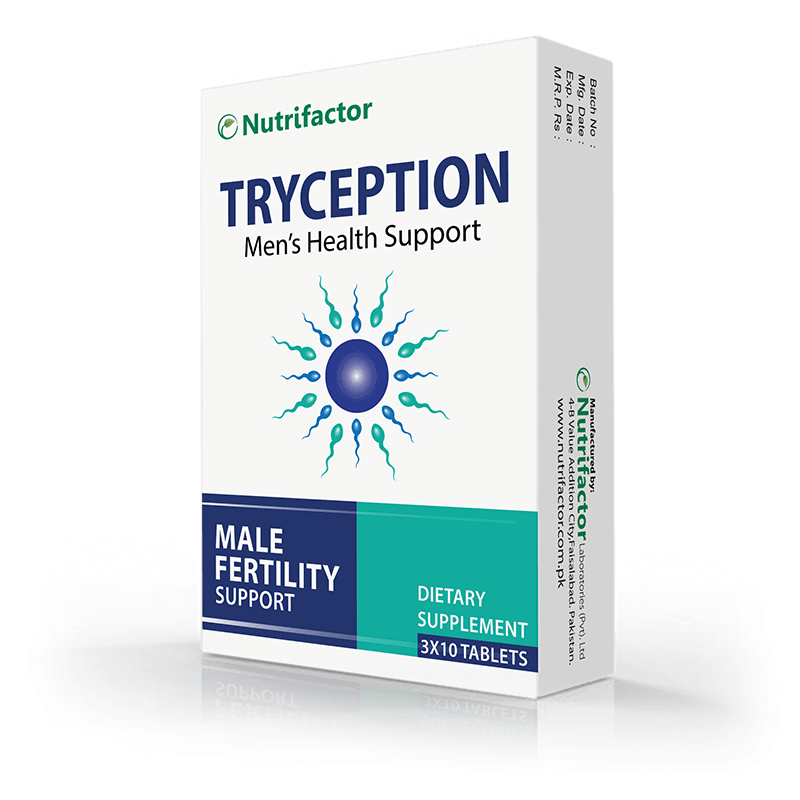 Tryception - Male Fertility Support - Nutrifactor ME