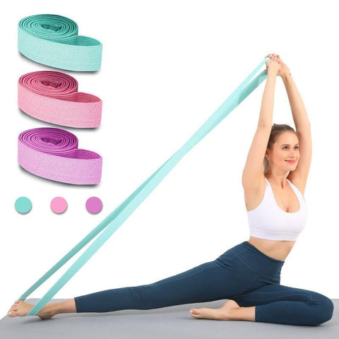 Long Resistance Band Set - Physical Solutions