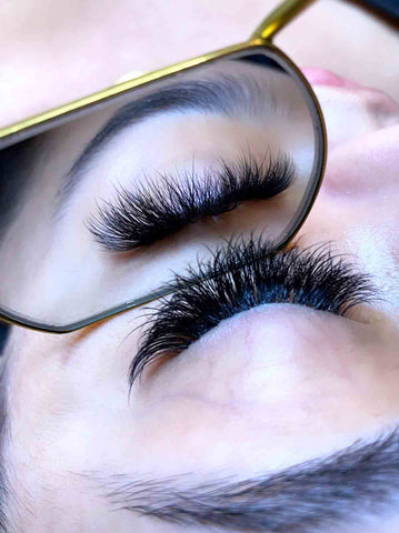 LAB Lash Extension Full Sets