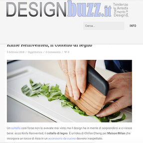 Design Buzz It / 2018 / Italie