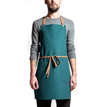 Load image into Gallery viewer, Patrizio Apron - Teal