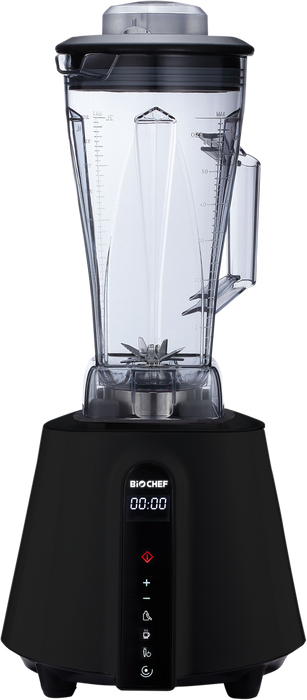 Living Food VACUUM Blender, Enzyme Protection Technology, BLACK