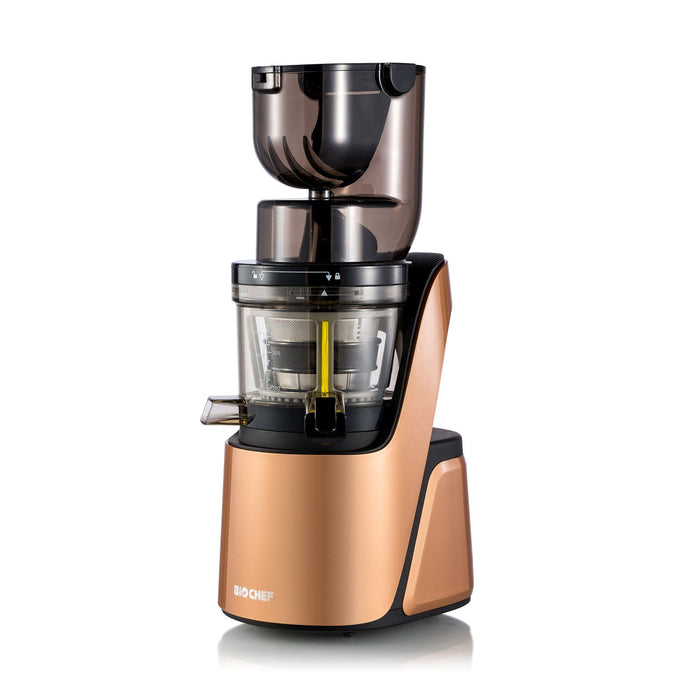 Quantum-Whole, Lent, Cold Press, Masticating-Ultimate Juicer, BRONZE