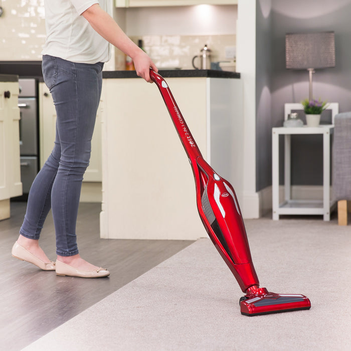 Ewbank CVZ135 Zest 2-In-1 Cordless, Full Size/Hand Held 22.2V Lithium Ion Battery, Cordless Vacuum, Hepa Filter 6 Stage Filtration With Fragrance Cards