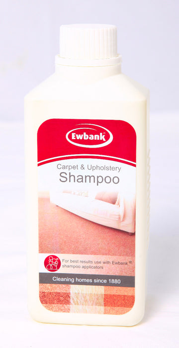 Ewbank Concentrate Carpet Shampoo To Be used With Ewbank Cascade Shampooer, Bulk Pack