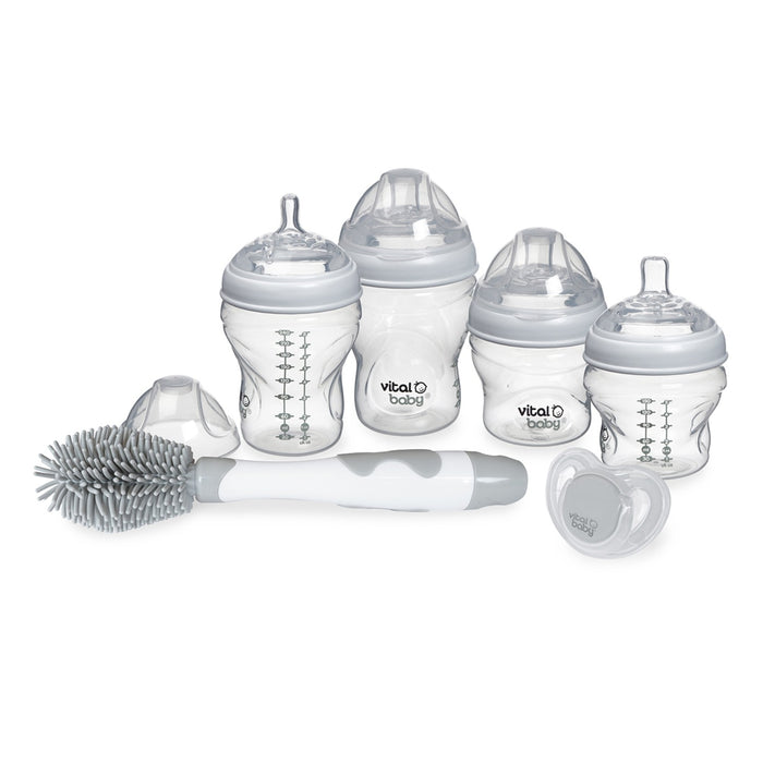 vital baby® NURTURE™ Easy Latch Newborn Starter Set