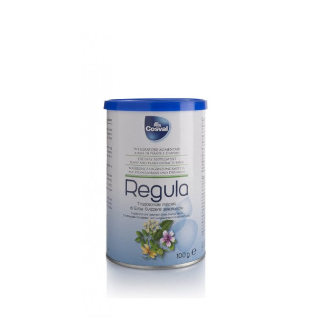 COSVAL Regula Selected Swiss Herbs Blend, 100g
