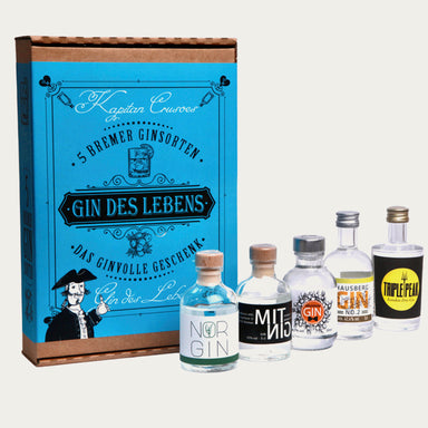 Gin des Lebens - Box - Made in Bremen - Made in Bremen -
