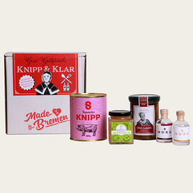 Knipp & Klar - Box - Made in Bremen - Made in Bremen -