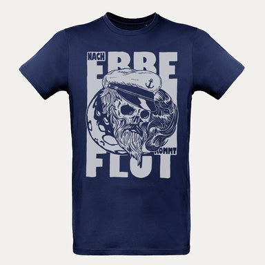 T-Shirt Ebbe Flut - Made in Bremen - Made in Bremen -