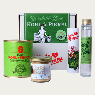 Kohl & Pinkel - Box - Made in Bremen - Made in Bremen -