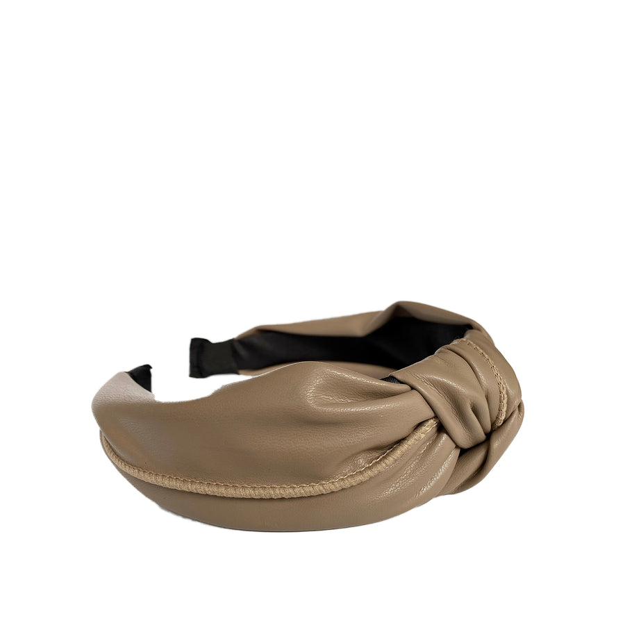 by LC Headband Light Taupe - the store London