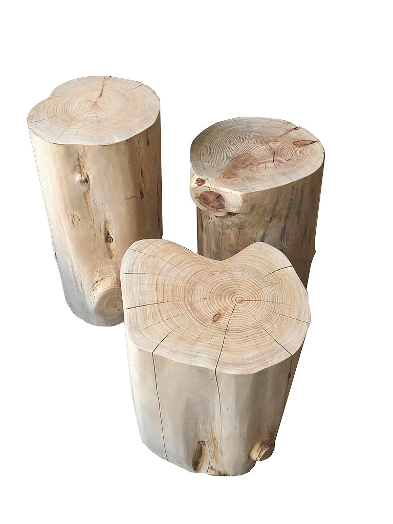 HIDDEN GEMS DESIGN Wood Tables - the store London