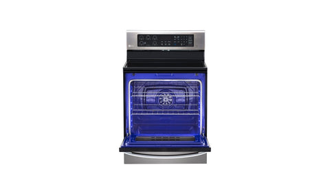 LG 6.3 cu. ft. Single Oven Electric Range with EasyClean®