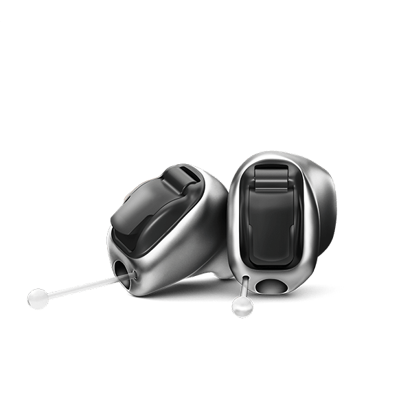 Phonak Hearing Aid Schwarz Phonak Virto Marvel 70 Titanium