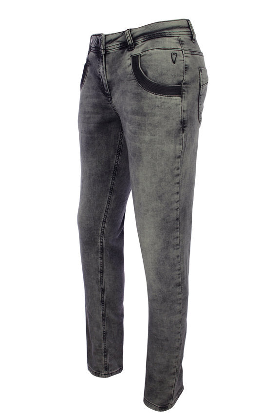 Relax Denim STYLE PIPPA grey denim stone