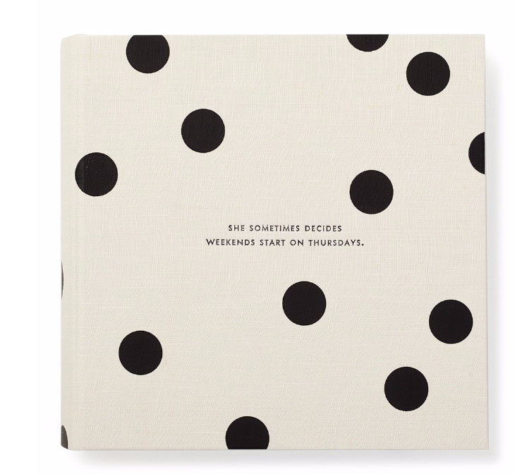 Kate Spade New York Large Photo Album - It All Just Clicked