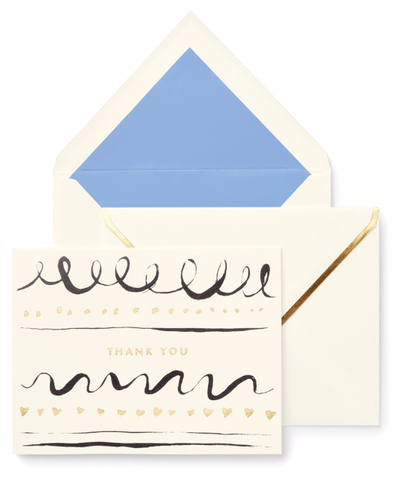 Kate Spade New York Thank You Card Set - Daisy Place