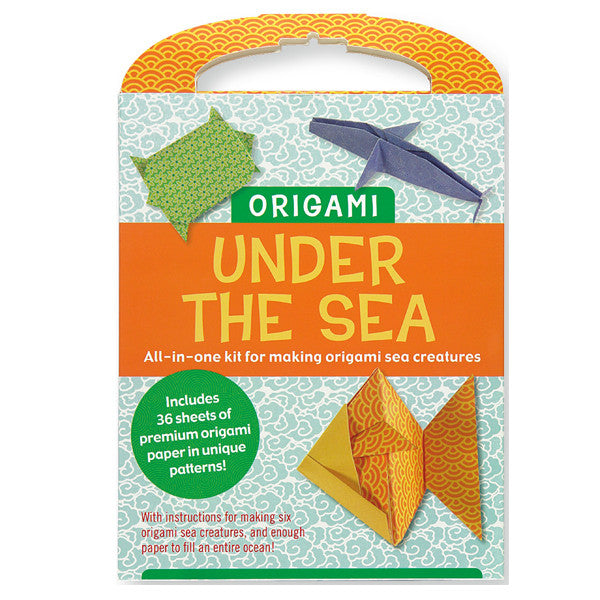 Peter Pauper Press Origami Kit - Under the Sea