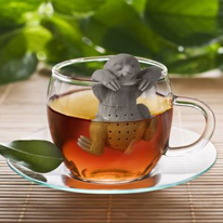 Genuine Fred Slow Brew Tea Infuser - Sloth