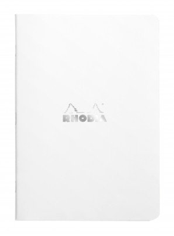Rhodia SideBound Ice Ruled Notebook