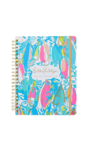 Lilly Pulitzer 2017-2018 Beach and Bae Jumbo Agenda
