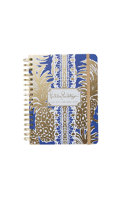 Lilly Pulitzer 2017-2018 Large Agenda Flamenco
