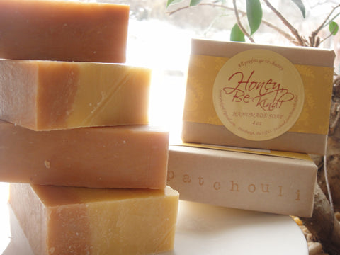 Soap - Patchouli (Vegan & All Natural)