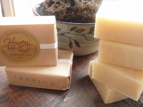 Soap - Midnight Jasmine (Vegan)