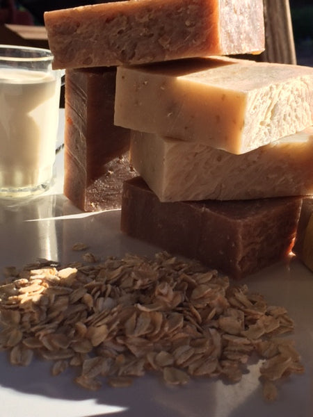 Oatmeal Soap (unscented)