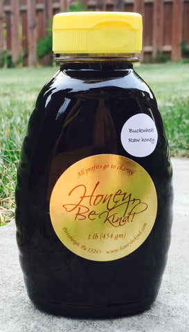 Raw Honey - Buckwheat