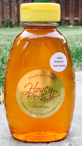 Raw Honey - Apple Blossom