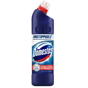 Domestos Bleach Regular PM 750Ml Case 9