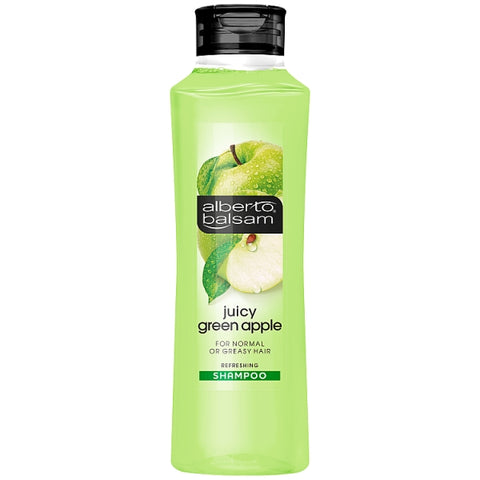 Alberto Balsam Shampoo Juicy Green Apple 350Ml