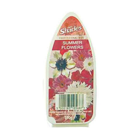 Shades Solid Gel Air Fresh Summer Flowers Case 12