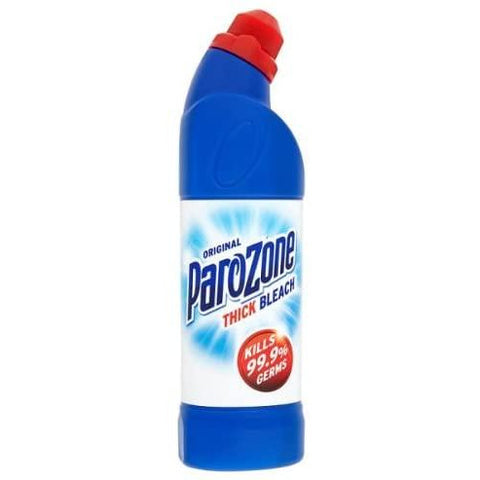 Parozone Thick Bleach 750Ml Case 12