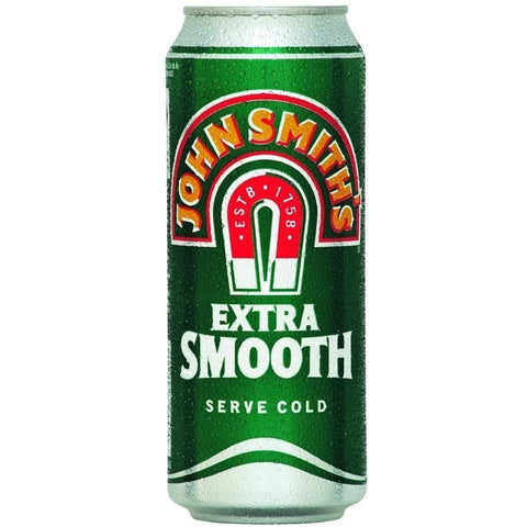 John Smiths Smooth Cans 440Ml Case 20