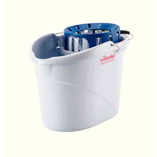 Vileda Supermop Bucket Plus Wringer 15Ltr