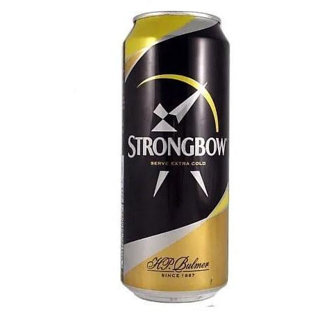 Strongbow Cider 440Ml Case 20