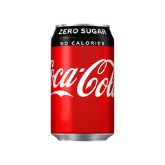 Coca Cola Zero 330Ml Case 24