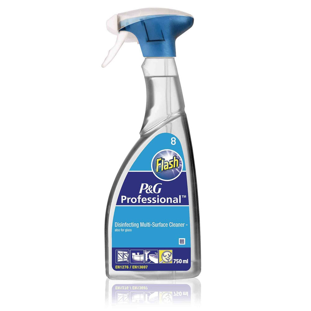 Flash Disinfecting Multi Surface 750Ml Case 6