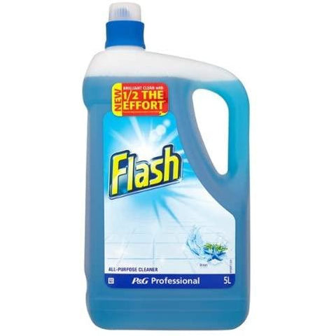 Flash Prof All Purpose Ocean 5Ltr Case 2